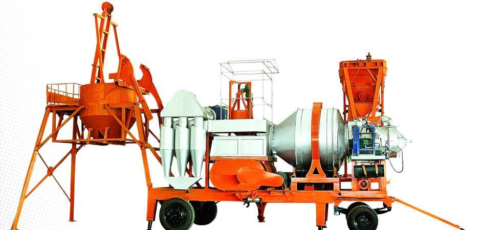 Mobile Asphalt Plant Mobile Asphalt Mixing Plant Asphalt